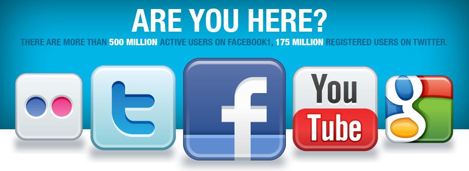 La Mancha Gallery Social Media Services