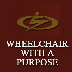 Wheelchair With A Purpose