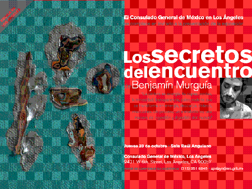 Benjamin Murguia - Los Secretos Del Encuentro  Benjamin Murguia Archundia: The Secrets of The Encounter 510382 1