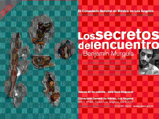 Benjamin Murguia - Los Secretos Del Encuentro