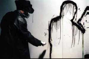 The Phantom Street Artist