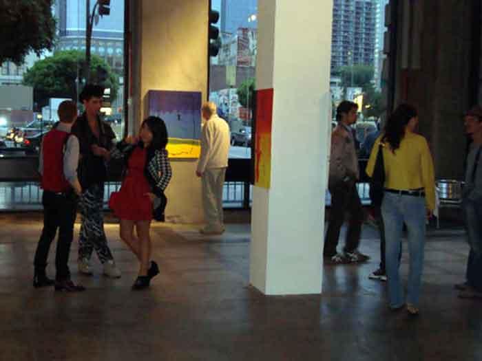 Pre-Hispanic Abstract new works by Xavier Yarto