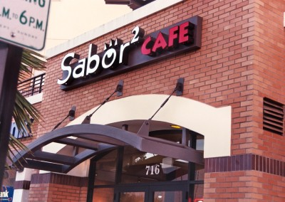 Sabor 2 Cafe in Pasadena, CA  The Artwork of Hector Pedraza at Sabor 2 004 4 400x284