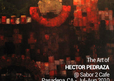 The Artwork of Hector Pedraza at Sabor 2 community events exhibition projects fine arts music fashion traveling exhibits cultural relativism consulting social media la mancha gallery Arts, Culture, Music, Fashion and Community Events WebFeatImage510x382 400x284