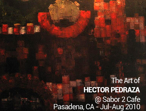 The Artwork of Hector Pedraza at Sabor 2