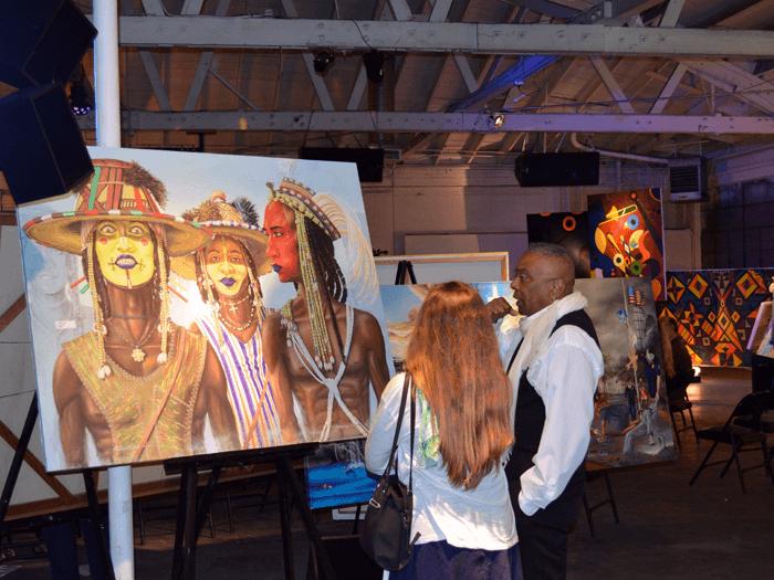 Skateboard Workshop, Art Exhibit, Live Music Event at The Vex Img700525