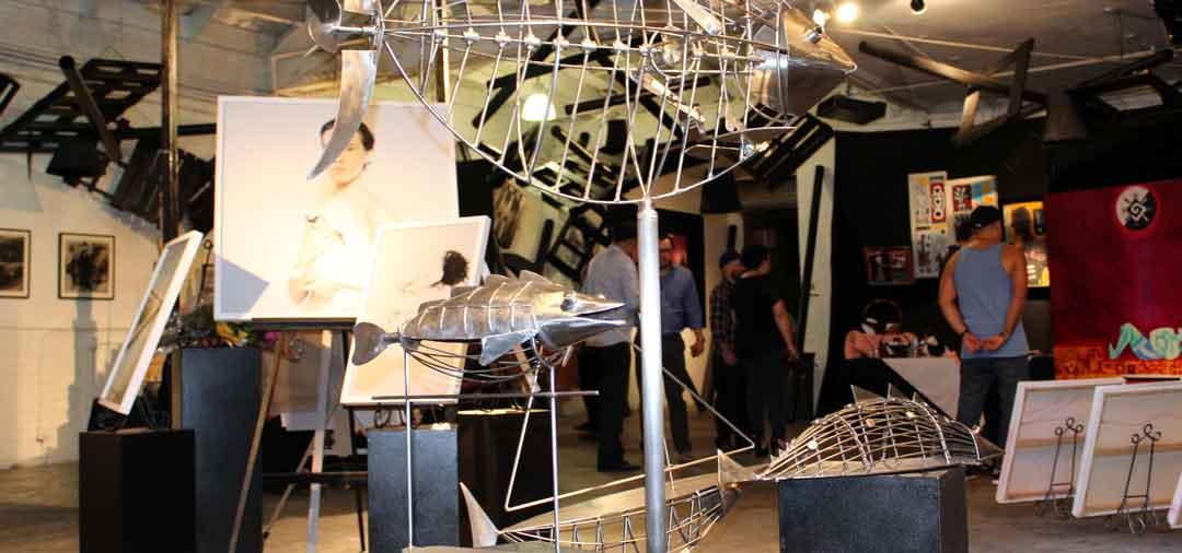Skateboard Workshop, Art Exhibit, Live Music Event at The Vex 1080506 2