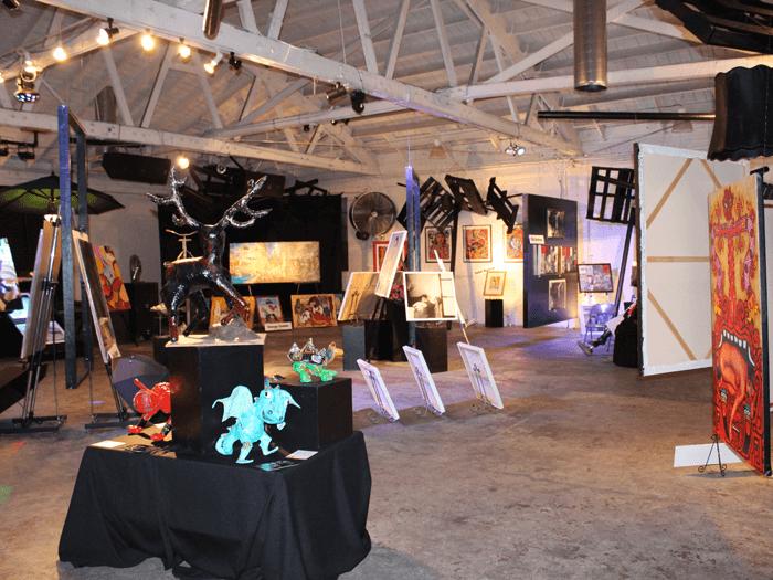 Skateboard Workshop, Art Exhibit, Live Music Event at The Vex 700525