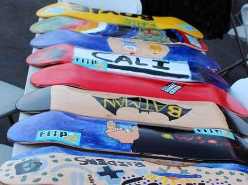 Skateboard Workshop, Art Exhibit, Live Music Event at The Vex
