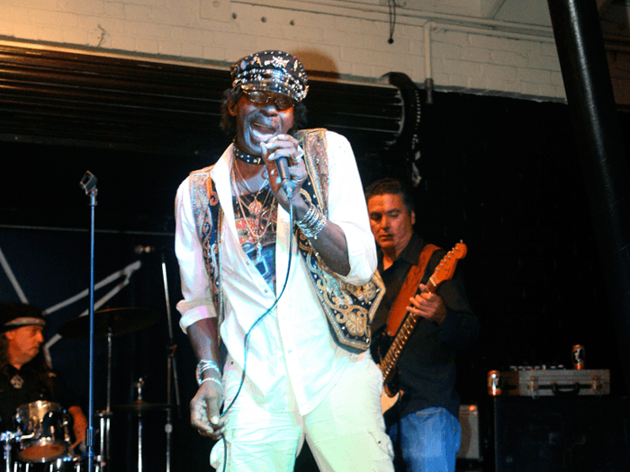 Live Performance Production by Willie Chambers of the Chamber Brothers