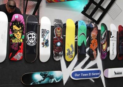 El Sereno Skateboard Workshop  Skateboard Workshop, Art Exhibit, Live Music Event at The Vex IMG 8228 400x284