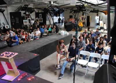 El Sereno Skateboard Workshop  Skateboard Workshop, Art Exhibit, Live Music Event at The Vex IMG 8236 400x284