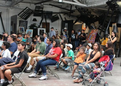 El Sereno Skateboard Workshop  Skateboard Workshop, Art Exhibit, Live Music Event at The Vex IMG 8246 400x284