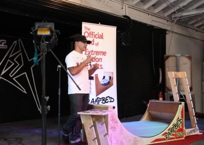 El Sereno Skateboard Workshop - Gabriel Jesso  Skateboard Workshop, Art Exhibit, Live Music Event at The Vex IMG 8259 400x284