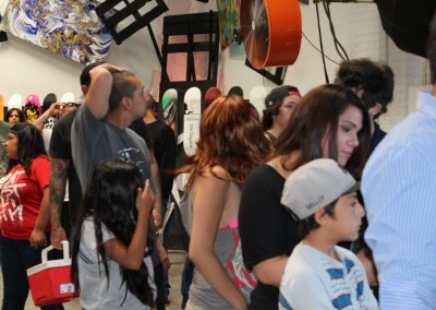 El Sereno Skateboard Workshop  Skateboard Workshop, Art Exhibit, Live Music Event at The Vex IMG 8282 400x284