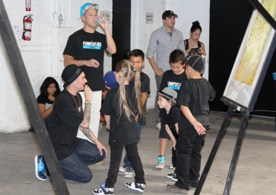 El Sereno Skateboard Workshop - Funny Bones Crew  Skateboard Workshop, Art Exhibit, Live Music Event at The Vex IMG 8294 400x284