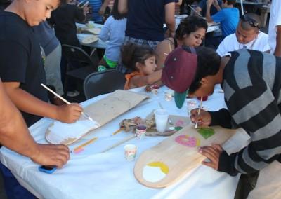 El Sereno Skateboard Workshop  Skateboard Workshop, Art Exhibit, Live Music Event at The Vex IMG 8320 400x284