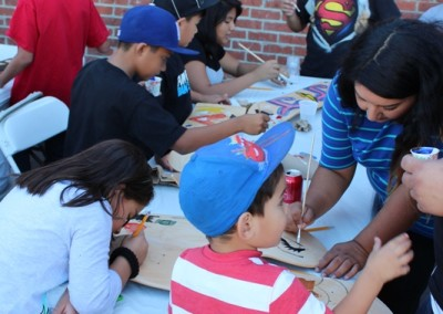 El Sereno Skateboard Workshop  Skateboard Workshop, Art Exhibit, Live Music Event at The Vex IMG 8324 400x284