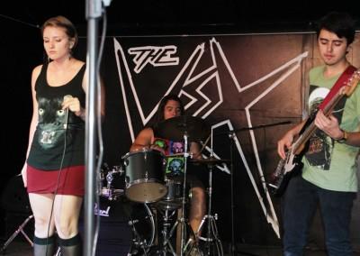 El Sereno Skateboard Workshop - Live music by LATE  Skateboard Workshop, Art Exhibit, Live Music Event at The Vex IMG 8359 400x284