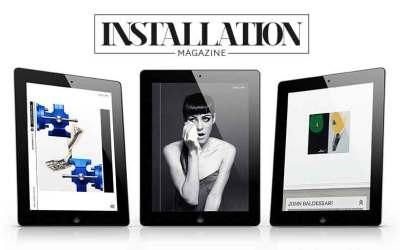 Installation Magazine Article-Issue 27  Blog Installation Magazine Logo ipads 400x250
