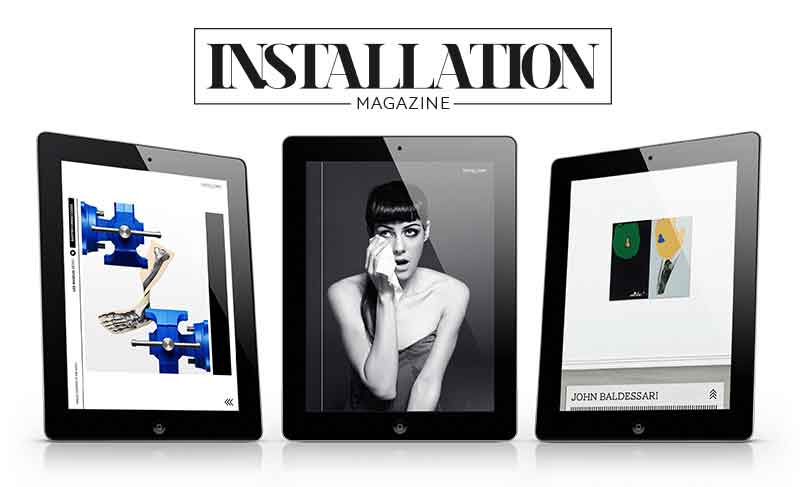 Installation Magazine Article-Issue 27