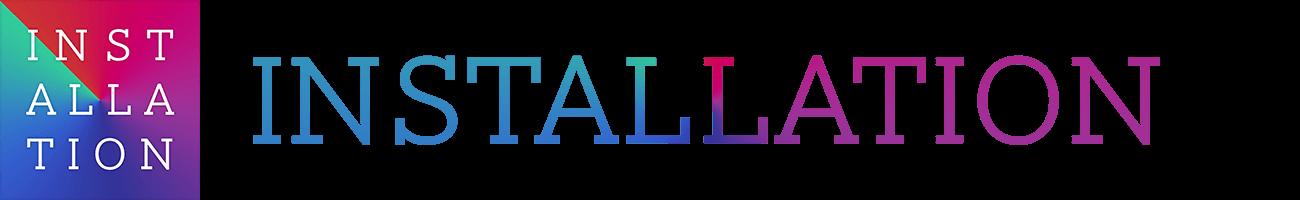 installation-logo-color-small  Installation Magazine Article-Issue 27 installation logo color small