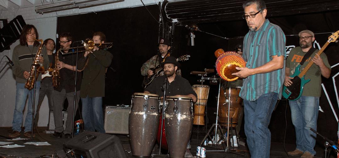 Afrobeat … No Go Die!! Mexico 68 Afrobeat Orchestra