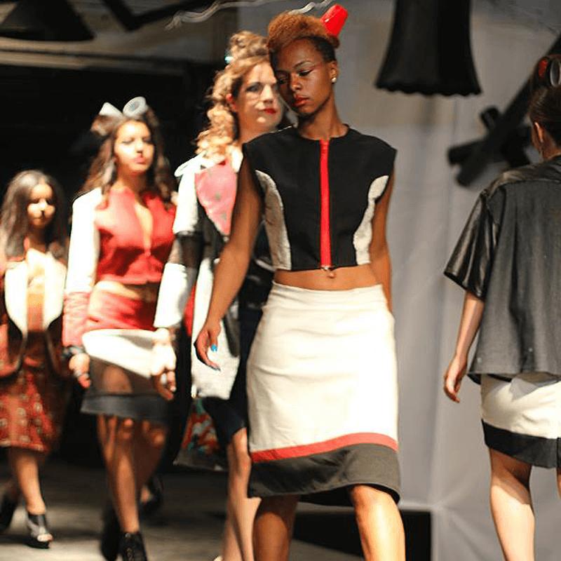 Out Of The Box – LA Fashion Week