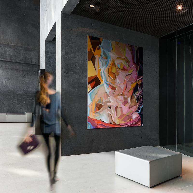 La Mancha Gallery Consulting Corporate Art Consultation Services  Art Services in Pasadena CURATORIAL800