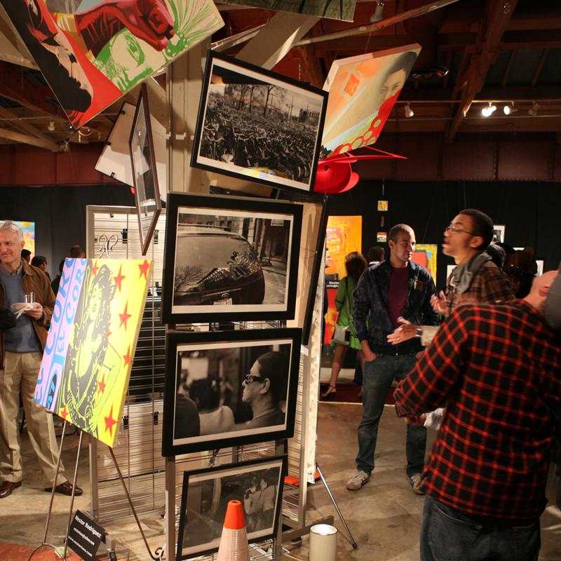 La Mancha Gallery Curatorial Services  Art Services in Pasadena eventpROD800