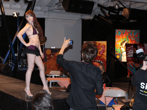 Fashion Event Production by La Mancha Gallery  Skateboard Workshop, Art Exhibit, Live Music Event at The Vex 510382 2