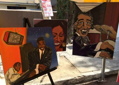 Central Avenue Jazz Festival  - Artist Kevin T. Williams  19th Central Avenue Jazz Festival Central Avenue Jazz Festival 78 400x284