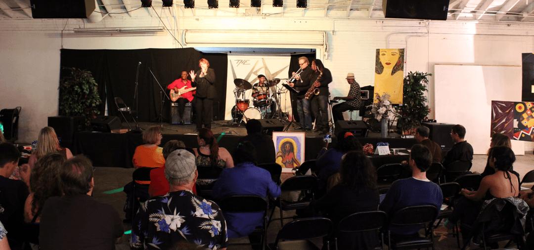 Skateboard Workshop, Art Exhibit, Live Music Event at The Vex Img1080506