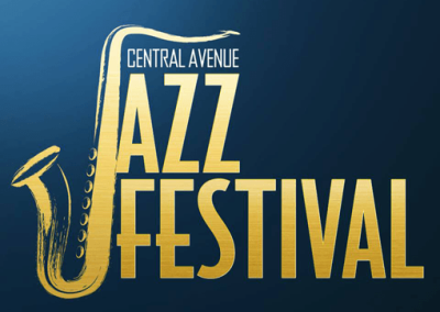 Central Avenue Jazz Festival   19th Central Avenue Jazz Festival JazzFestivalFeatured510382 400x284