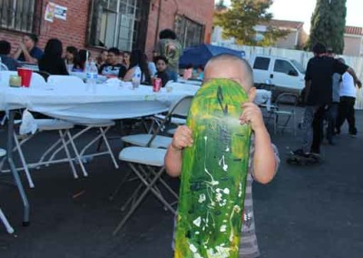 El Sereno Skatedeck Workshop  Skateboard Workshop, Art Exhibit, Live Music Event at The Vex 510382 1 400x284