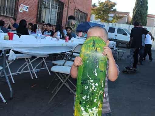Skateboard Workshop, Art Exhibit, Live Music Event  Skateboard Workshop, Art Exhibit, Live Music Event at The Vex 510382 1