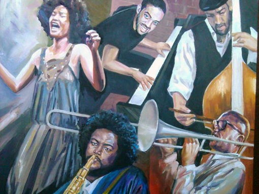 20th Central Avenue Jazz Festival Arts Pavilion 510382Curatorial