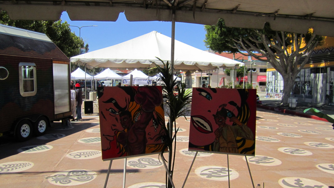 IMG_0667  2nd Annual Leimert Park Festival Of Stage Readings & Art Exhibit IMG 0667 e1450203053159