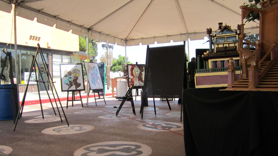 2nd Annual Leimert Park Vision Theater Festival Of Stage Readings & Art Exhibit  2nd Annual Leimert Park Festival Of Stage Readings & Art Exhibit IMG 0670 e1450203086916