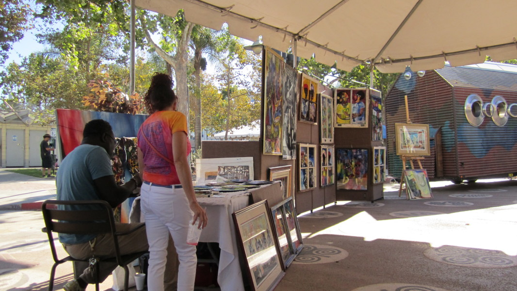 2nd Annual Leimert Park Vision Theater Festival Of Stage Readings & Art Exhibit  2nd Annual Leimert Park Festival Of Stage Readings & Art Exhibit IMG 0784 e1450204343503