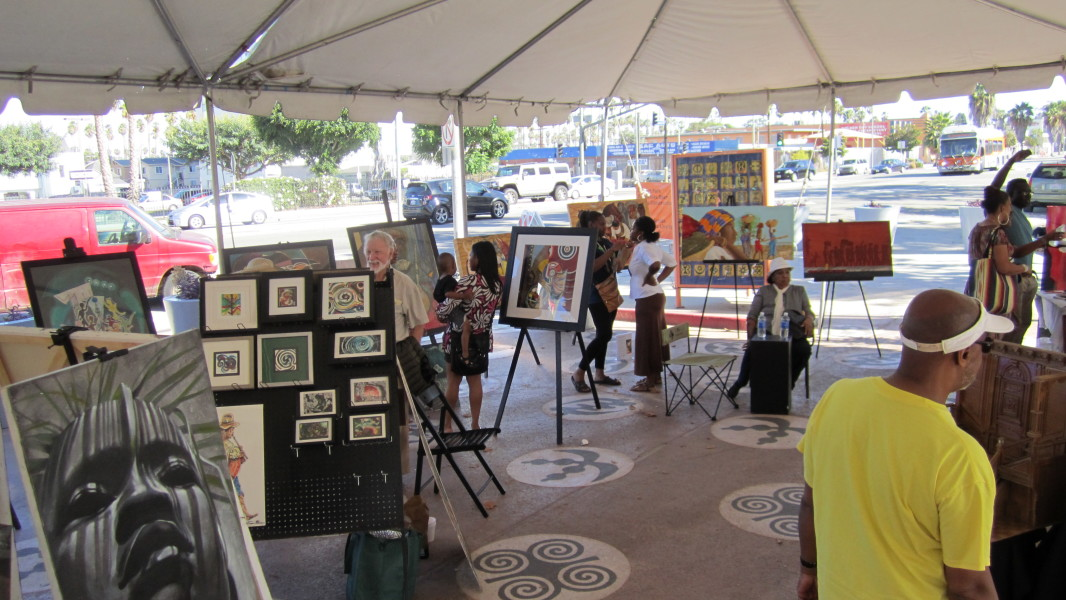 2nd Annual Leimert Park Vision Theater Festival Of Stage Readings & Art Exhibit  2nd Annual Leimert Park Festival Of Stage Readings & Art Exhibit IMG 0793 e1450204521493