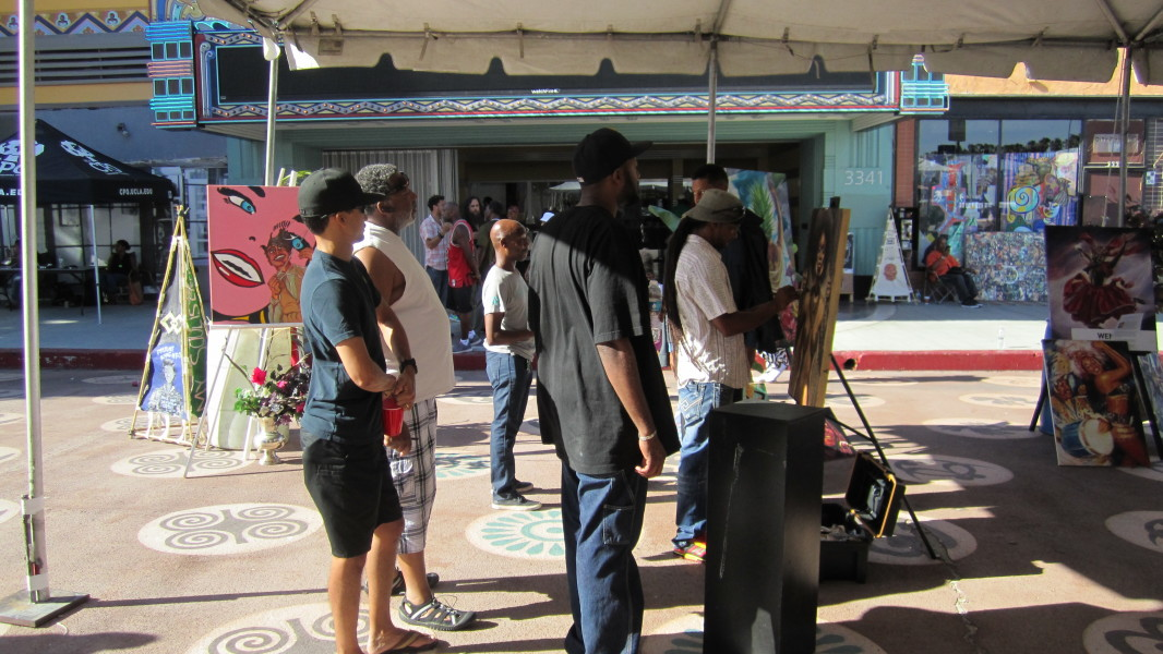 2nd Annual Leimert Park Vision Theater Festival Of Stage Readings & Art Exhibit  2nd Annual Leimert Park Festival Of Stage Readings & Art Exhibit IMG 0795 e1450204573686