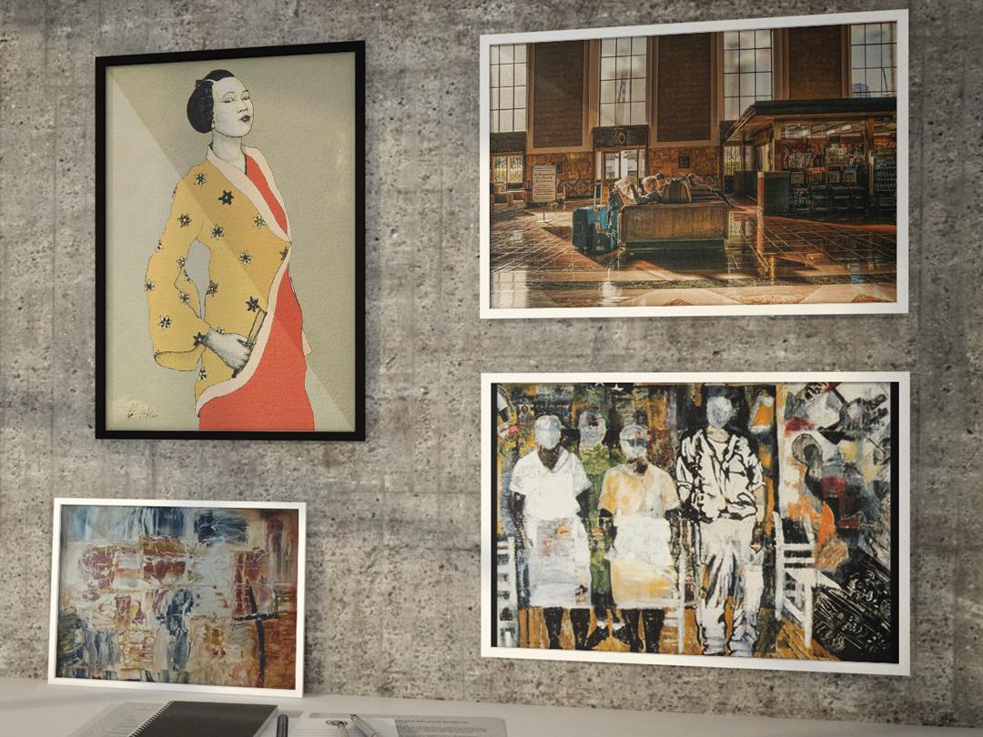 La Mancha Gallery Consulting Curatorial Services  Curatorial Services 1080810CorporateArt