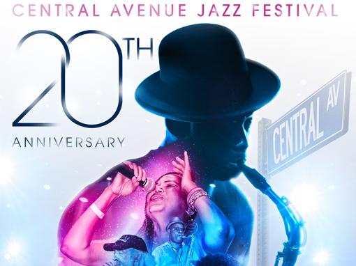 20th Central Avenue Jazz Festival Arts Pavilion
