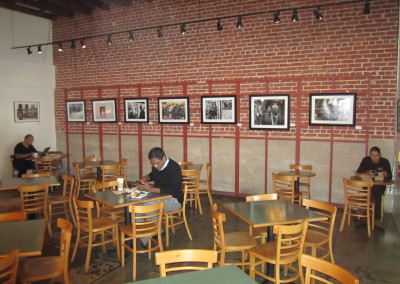 The Photography of Richard Smith at Lovebirds Cafe in Pasadena  Moments In Time – The Photography of Richard Smith at Lovebirds Cafe IMG 0346 400x284
