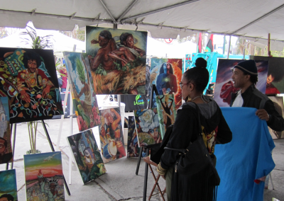 The 31st MLK Kingdom Parade Art Exhibit 1