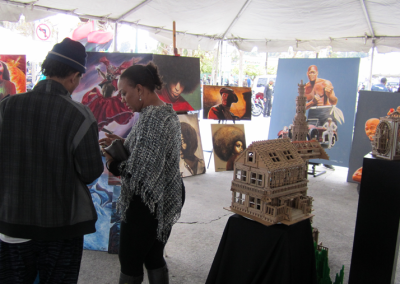 The 31st MLK Kingdom Parade Art Exhibit 3