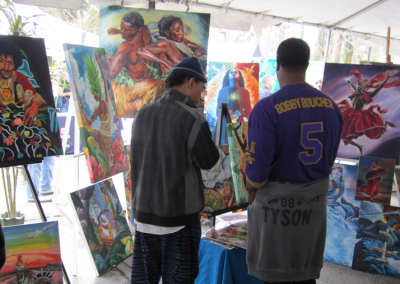 The 31st MLK Kingdom Parade Art Exhibit 5