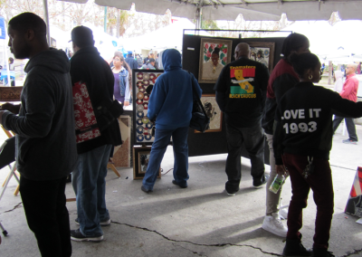 The 31st MLK Kingdom Parade Art Exhibit 6