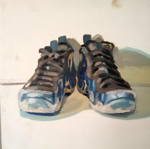 """""""Foam Shoes"""" by Phillipe Previl original 38 510x507"""